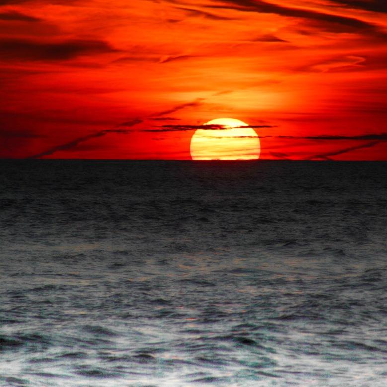 sunset, Cape May, NJ, New Jersey, Shore, Vacation, Beach,