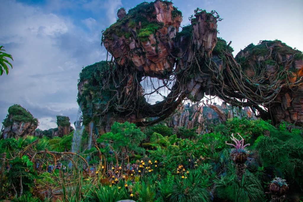 Pandora, Avatar, Animal Kingdom, Disney Dining Plan, DDP, WDW, Walt Disney World, quick service, restautants,