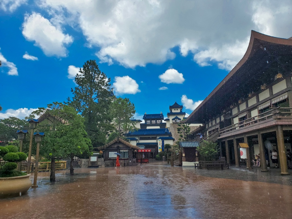 Japan pavilion, EPCOT, Disney Dining Plan, DDP, WDW, Walt Disney World, quick service, restautants, katsura grill