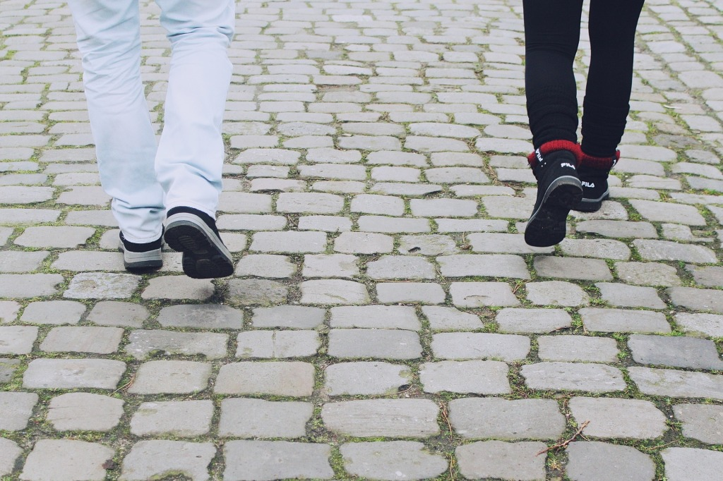 walking, hiking, social distancing, healthy, travel,