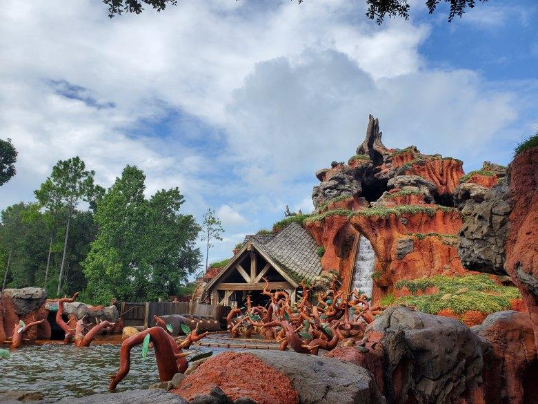 Disney World, Walt, WDW, thrills, rides, food, tips, tricks, splash mountain