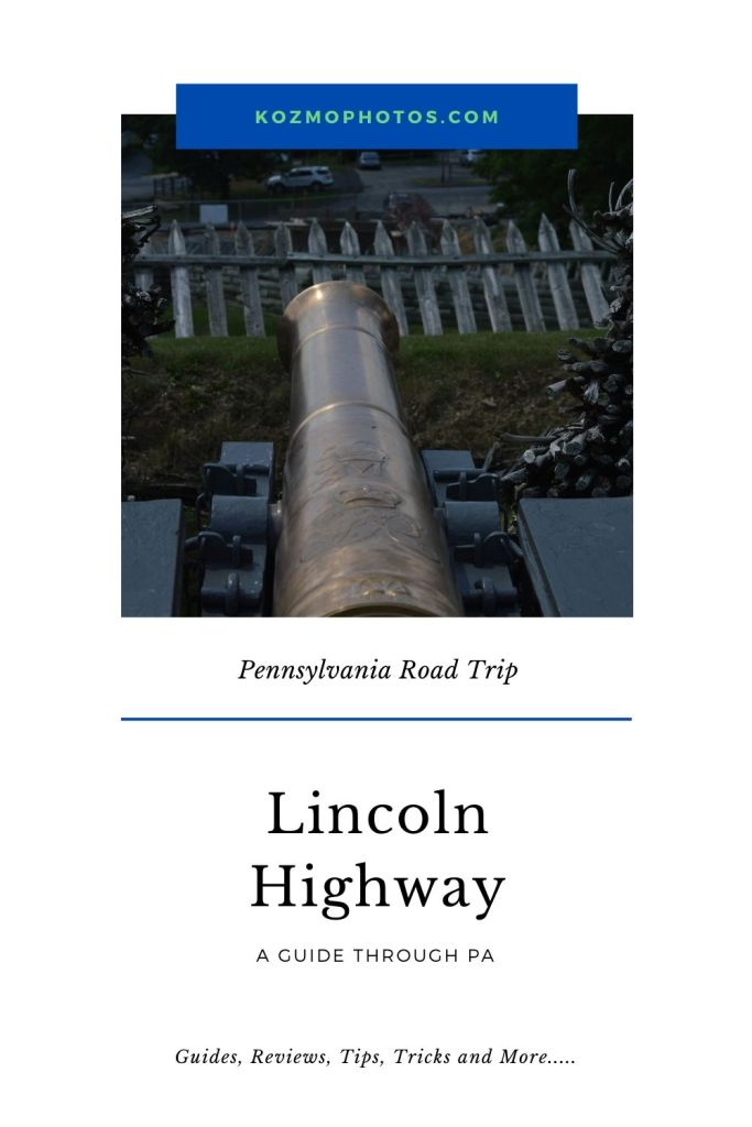 Lincoln Highway, Transcontinental, Road Trip, Family Vacation, Pennsylvania, Route 30, PA,