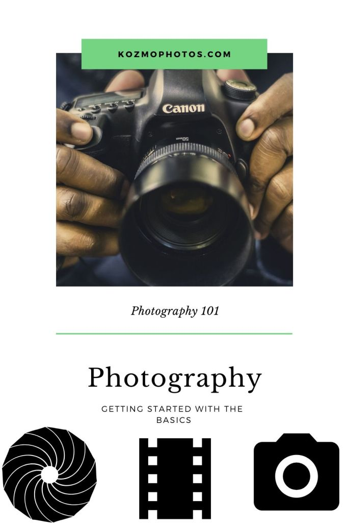 photography 101, basics, photography intro, beginner, canon, DSLR,