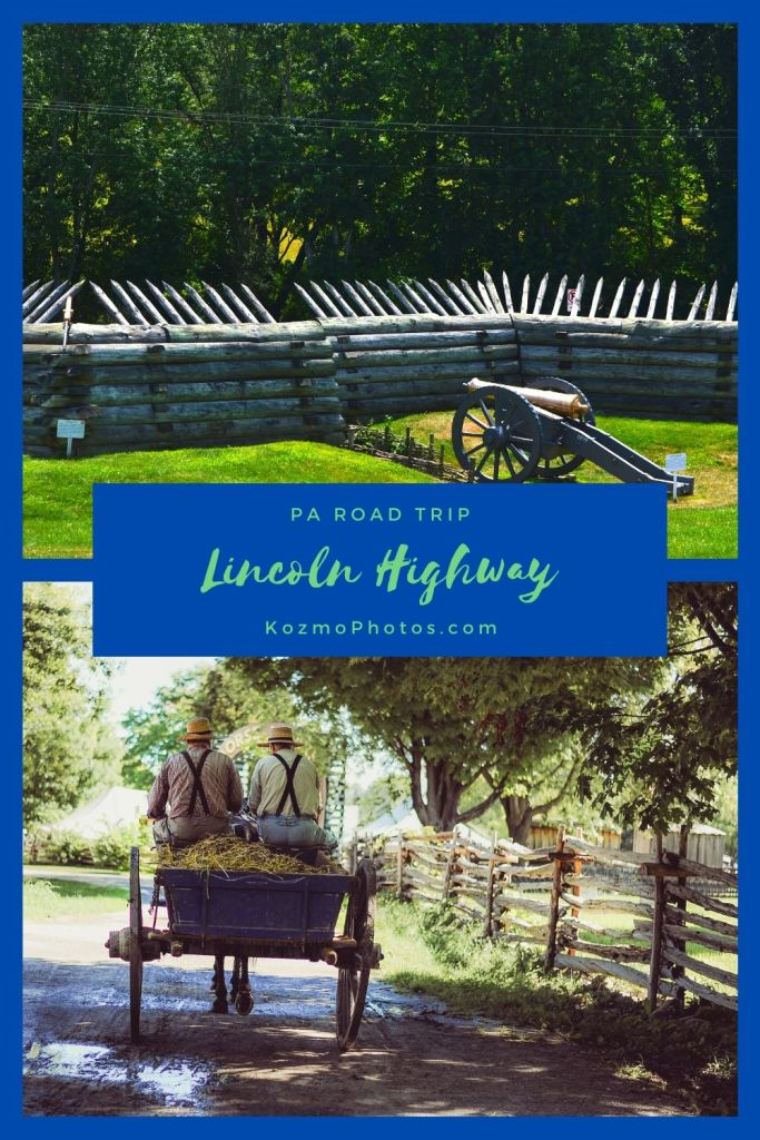 Lincoln Highway, Transcontinental, Road Trip, Family Vacation, Pennsylvania, Route 30, PA, Roadside attractions