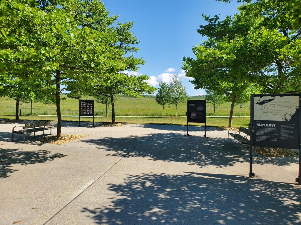 Flight 93, September 11th, 9/11, Memorial Plaza,