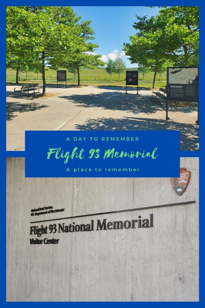 Flight 93 National Memorial, National Park Service, September 11th, 9/11
