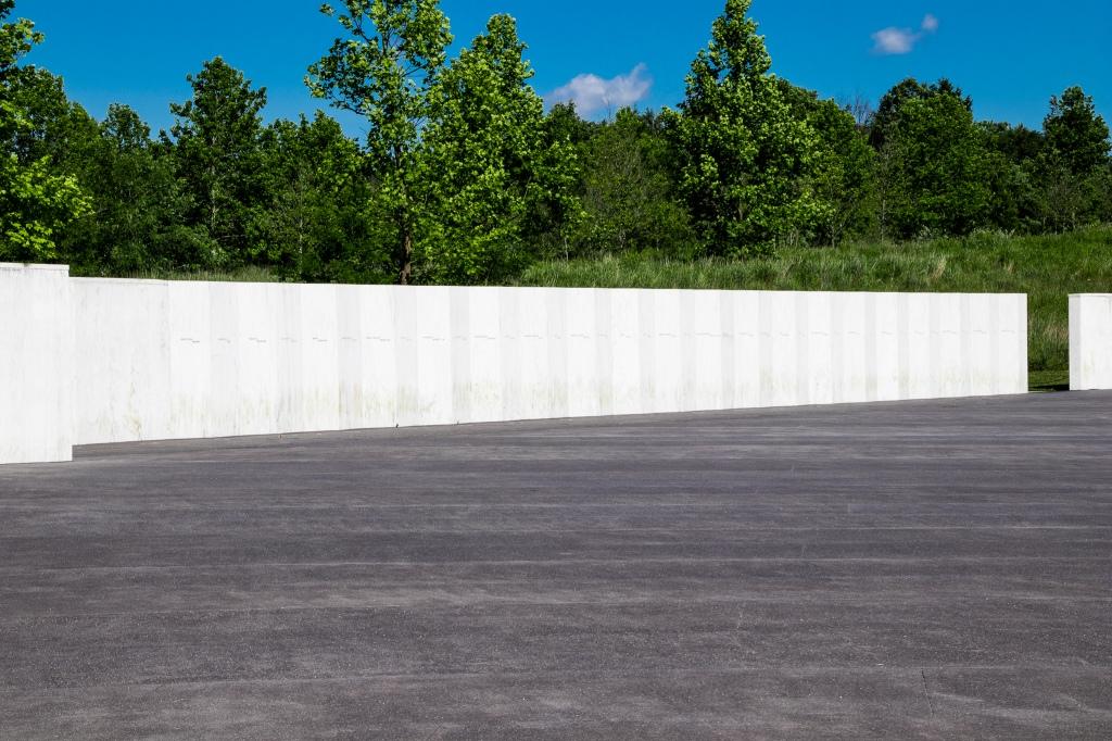 Wall of Names, Flight 93, September 11th, 9/11, Memorial