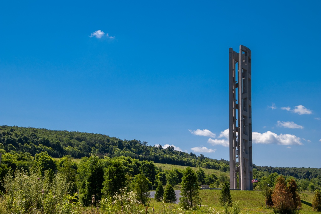 Tower of Voices, Flight 93, Memorial, September 11th, 9/11,