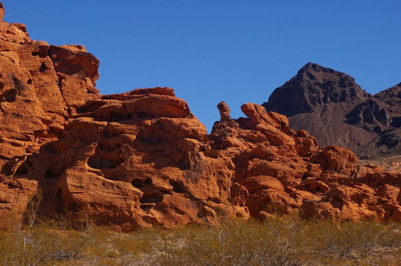 stunning views of the Valley of Fire