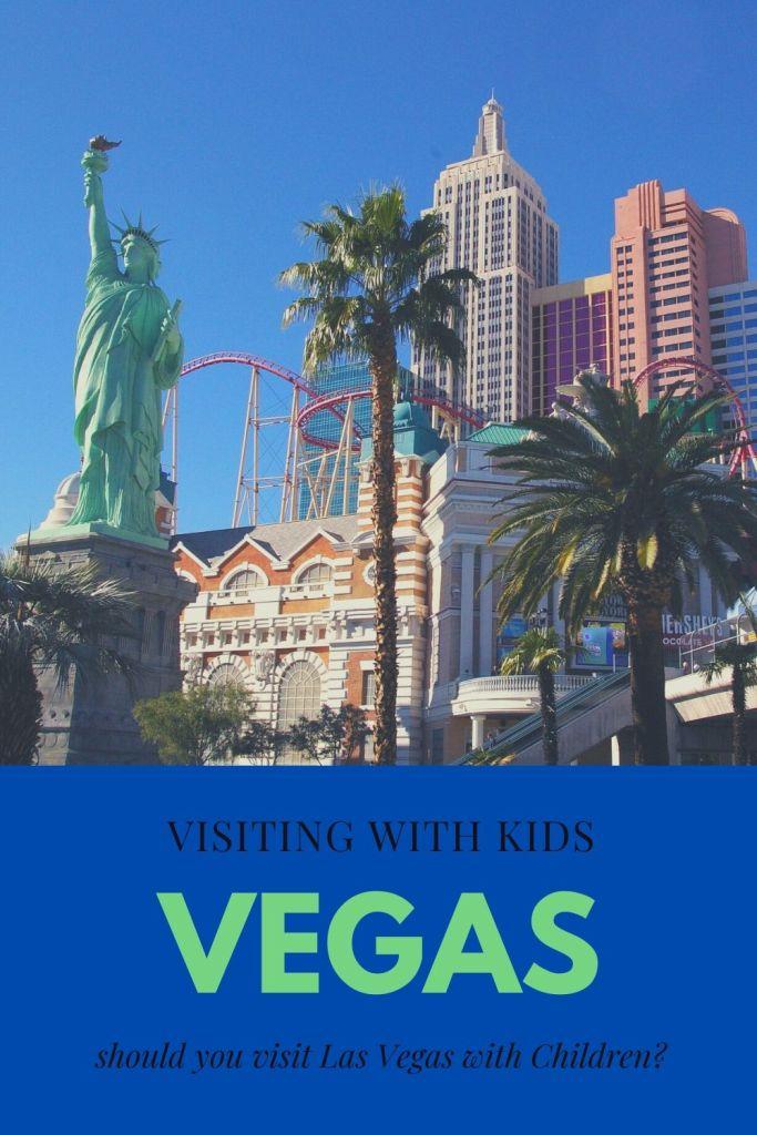 Visiting Las Vegas with Kids