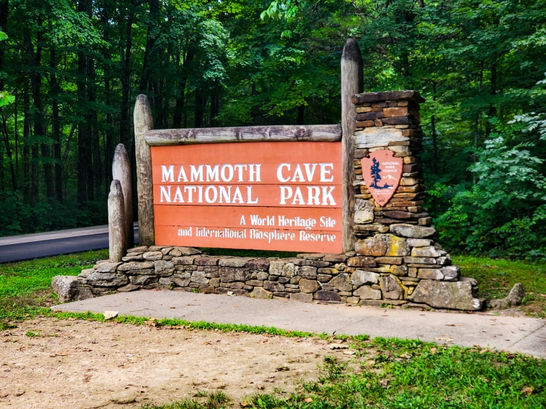 Mammoth Cave National Park, Kentucky, World Heritage Site,