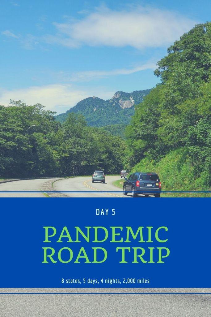 Pandemic Road trip, Covid-19 Road Trip, Coronavirus Road Trip,