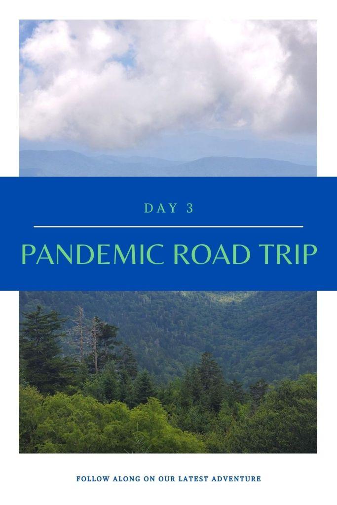 Pandemic Road Trip, Covid-19 Road Trip, Coronavirus Road trip, rona road trip