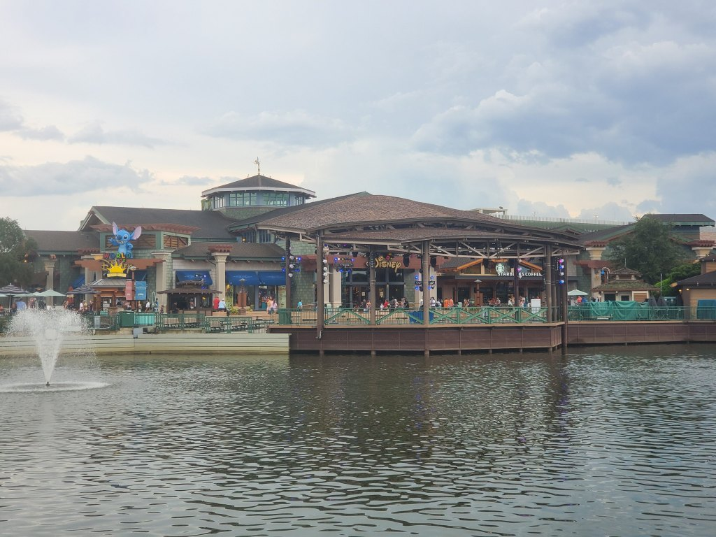 Disney Springs World of Disney Store