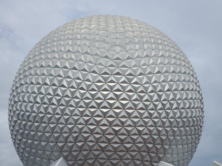 EPCOT, Golf Ball, Theme Park, WDW, Disney World, Disney Vacation