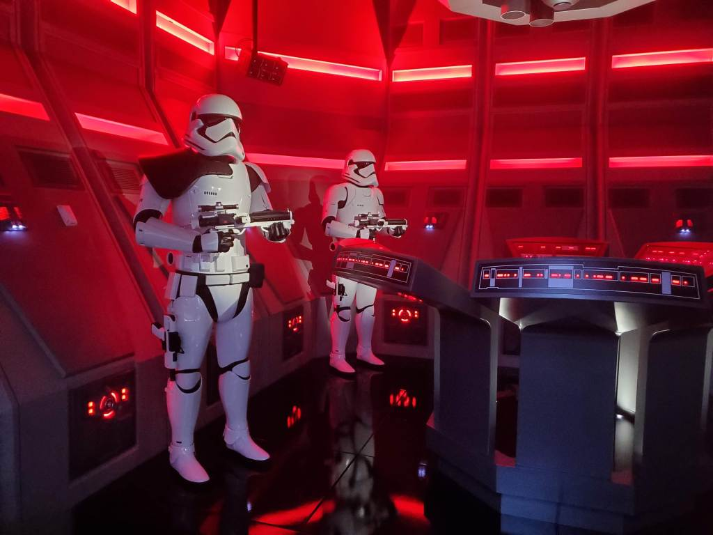 Galaxy's Edge in Hollywood Studios, Storm Troopers