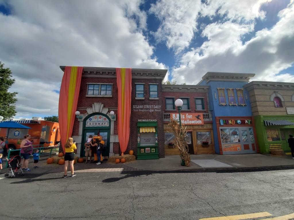 Pennsylvania, Sesame Place, Theme Park, kids, Sesame Street,