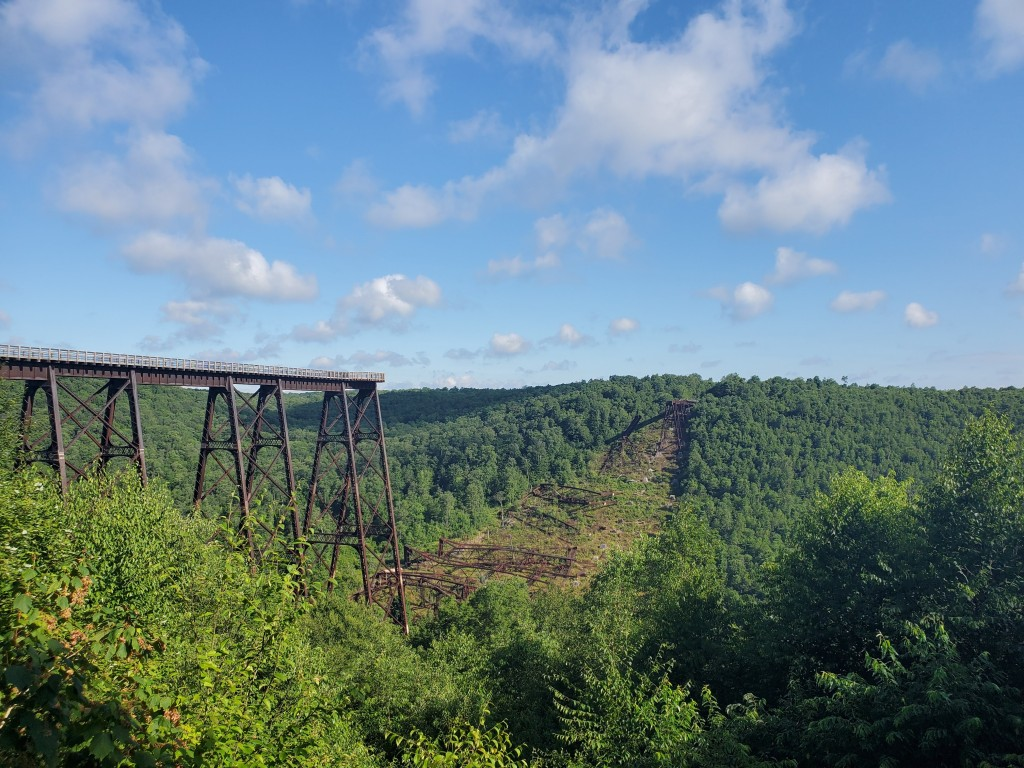 Kinzua Bridge State Park, Epic, scenic, Pennsylvania, Northeast, railroad bridge,