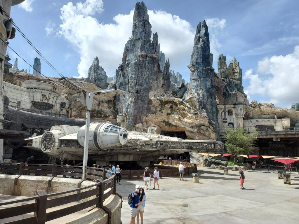 Galaxy's Edge, Star Wars, Hollywood Studios, WDW, Theme Park,