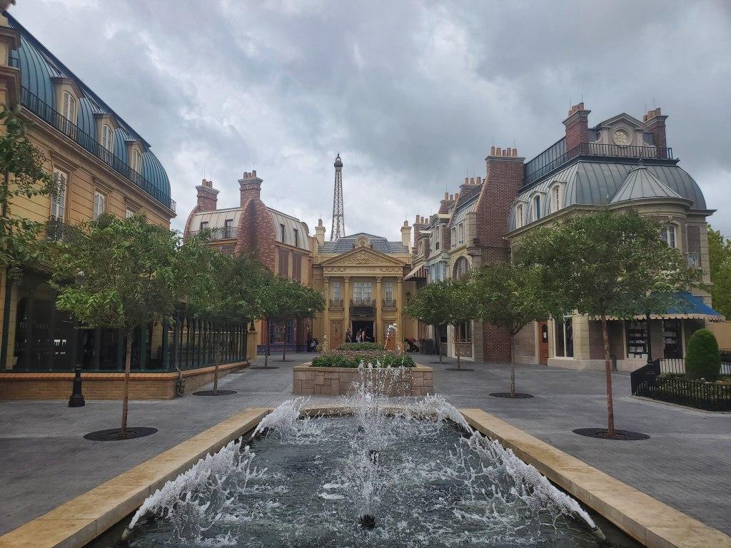 Walt Disney World, France Pavilion, EPCOT, Ratatouille Adventure, WDW,