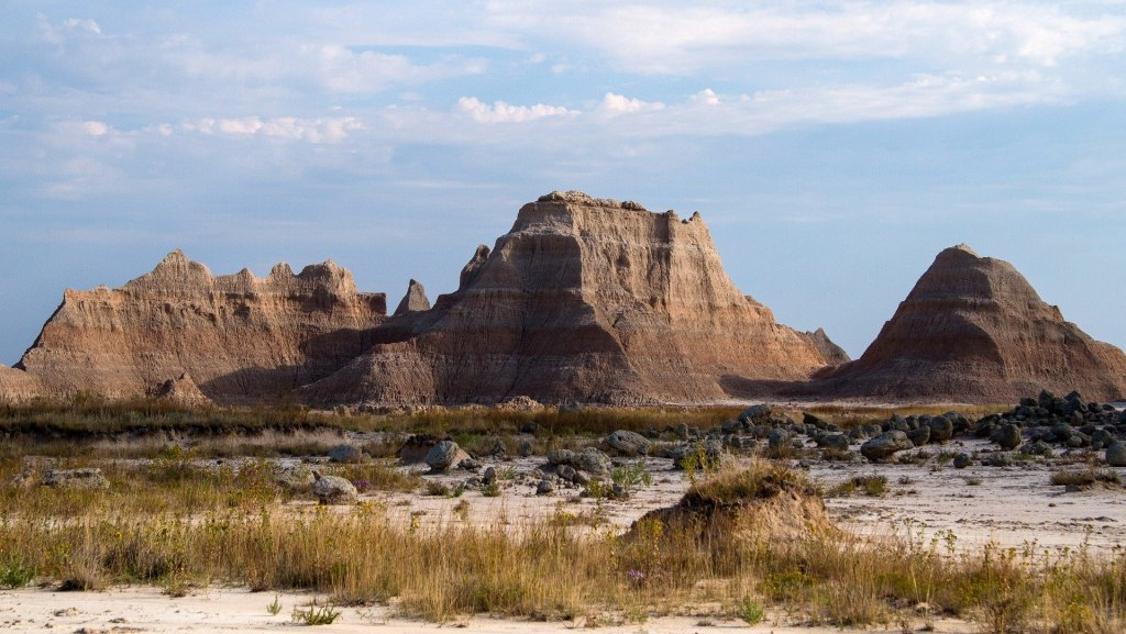 Badlands, National Park, South Dakota, must see places