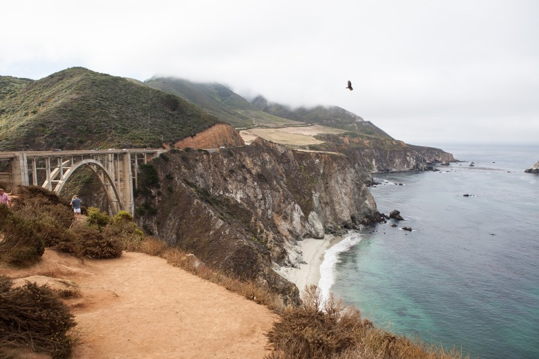 Big Sur, Pacific Coast Highway, PCH, California, road trip, scenic, ocean, clifs,