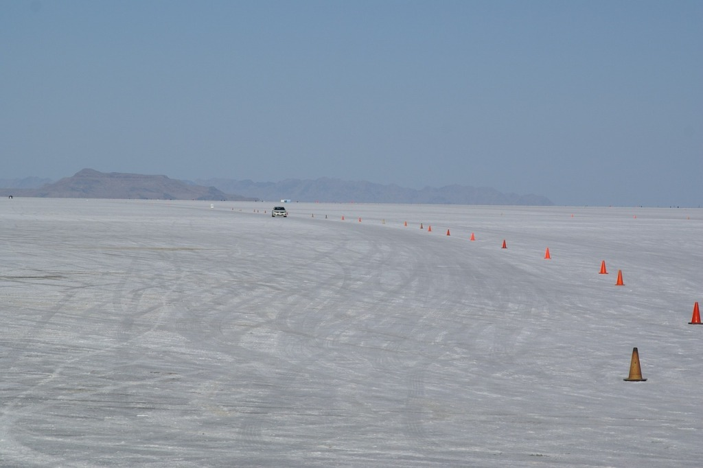 Bonneville, Salt Flats, Utah, West, Racing, car, speed records,