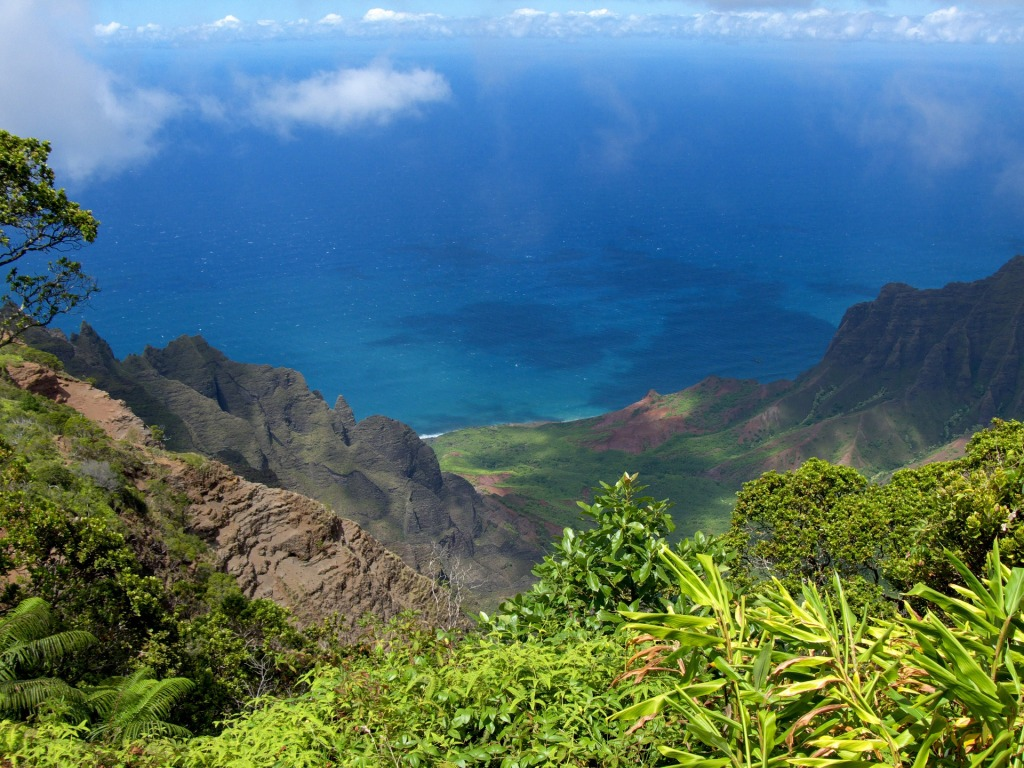 Kauai, Hawaii, Garden Isle, Jurassic Park Films, Hollywood filming location, scenic,