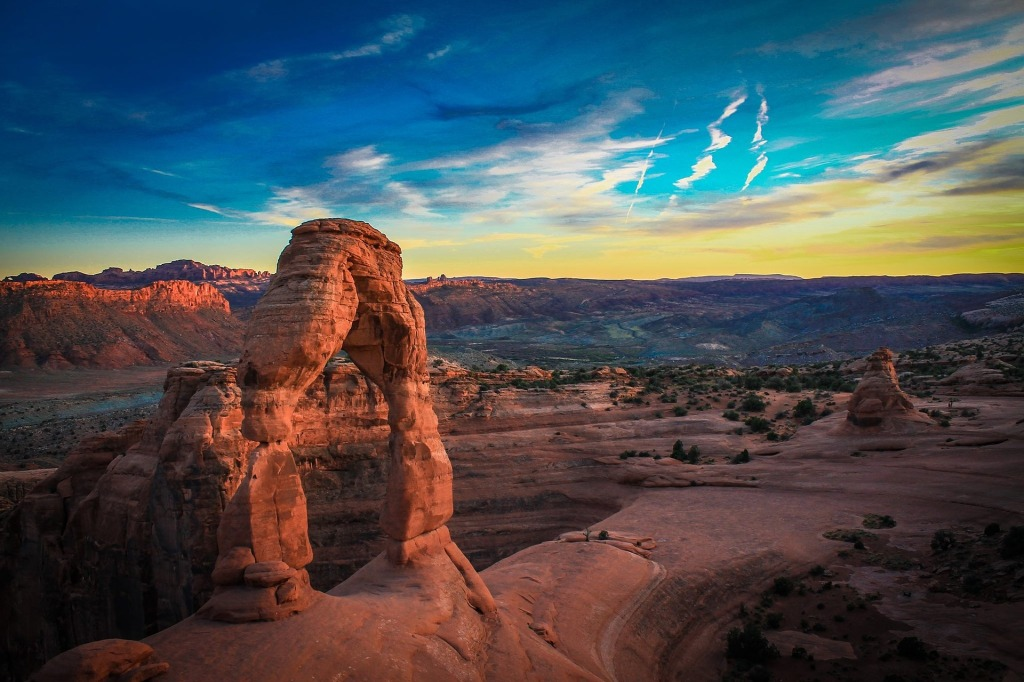 Arches National Park, Scenic, Utah, West, United States, amazing,
