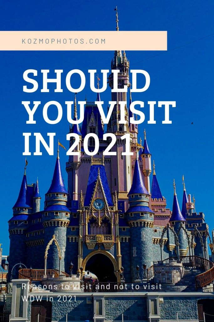 Should you visit WDW in 2021, Walt Disney World, Disney Vacation, Family Fun,