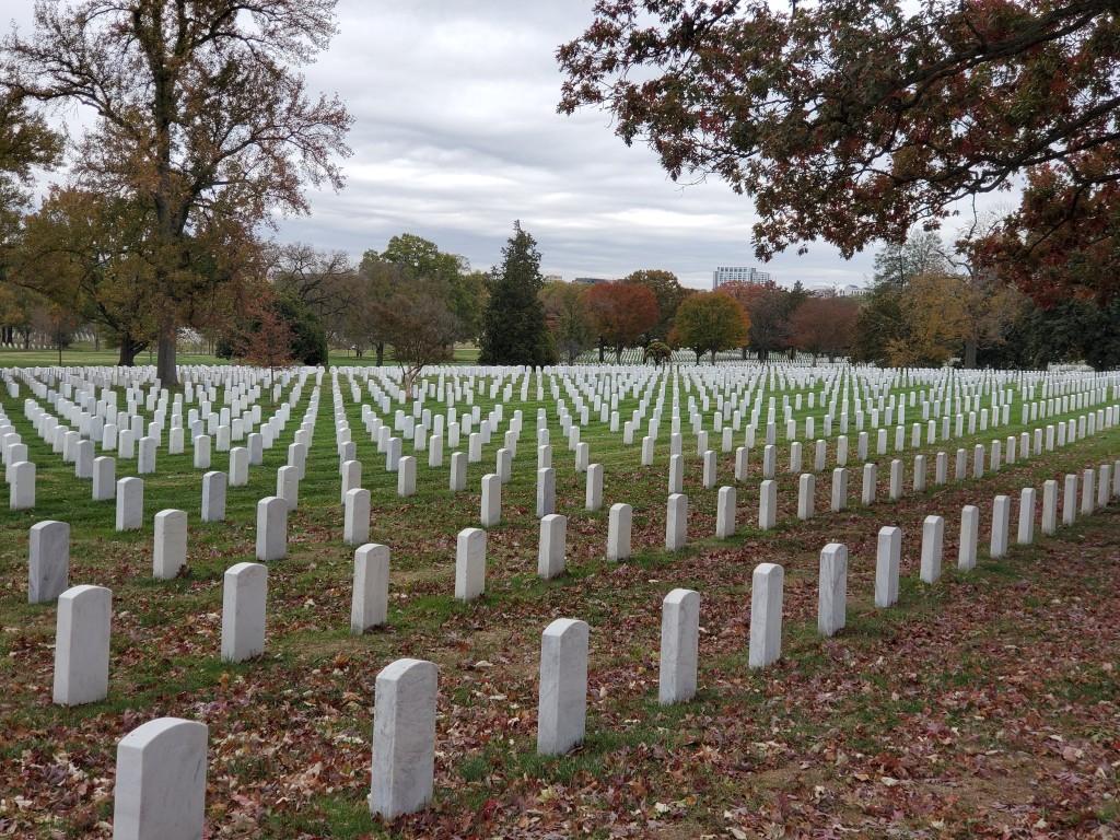 Arlington National Cemetery,