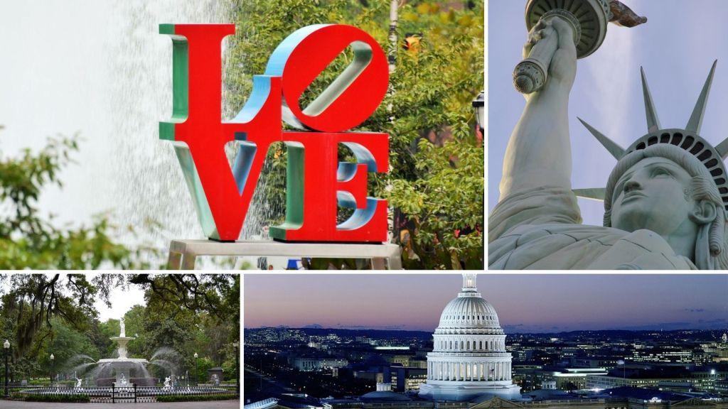 I-95, Road Trip, capital, capitol, DC, Washington, New York City,