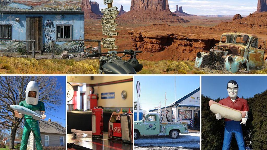 Route 66 Road Trip,