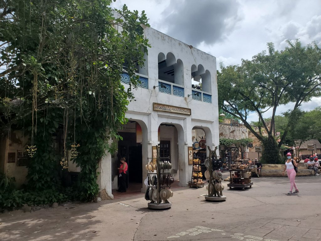 Mombasa Marketplace, Disney World, WDW, Animal Kingdom