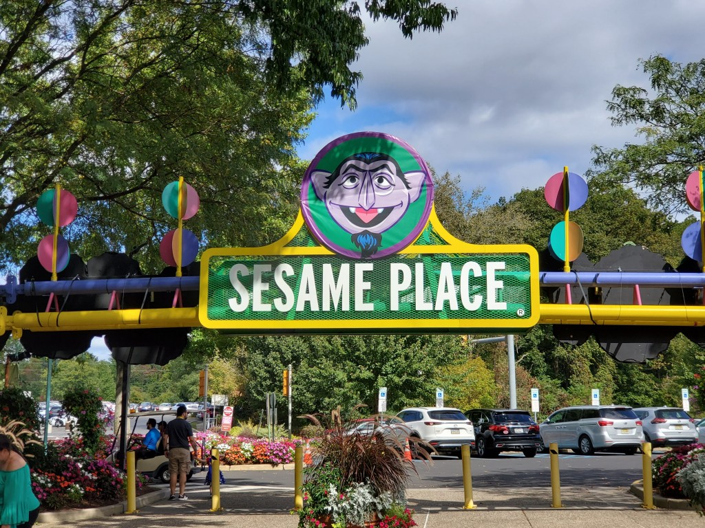 Sesame Place, Bucks County, PA, Sesame Street, Theme Park,