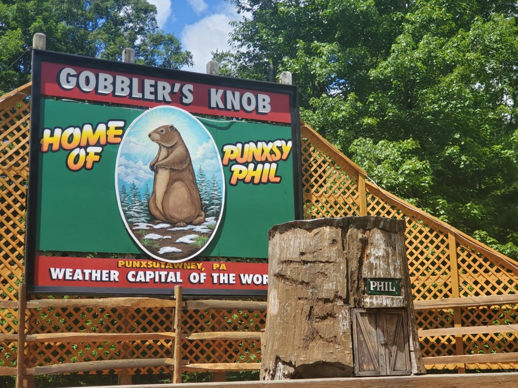 Gobbler's Knob, Punxsutawney Phil, Groundhogs Day,