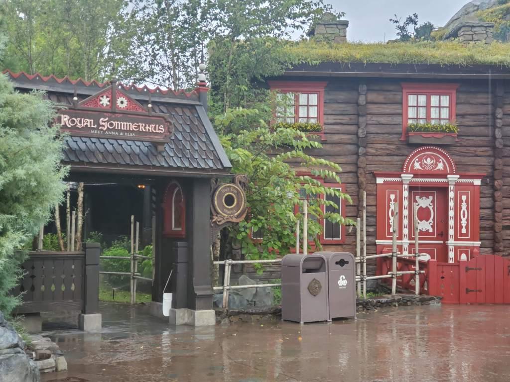 Norway Pavilion, EPCOT, Royal Sommerhus, Frozen, WDW, Walt Disney World