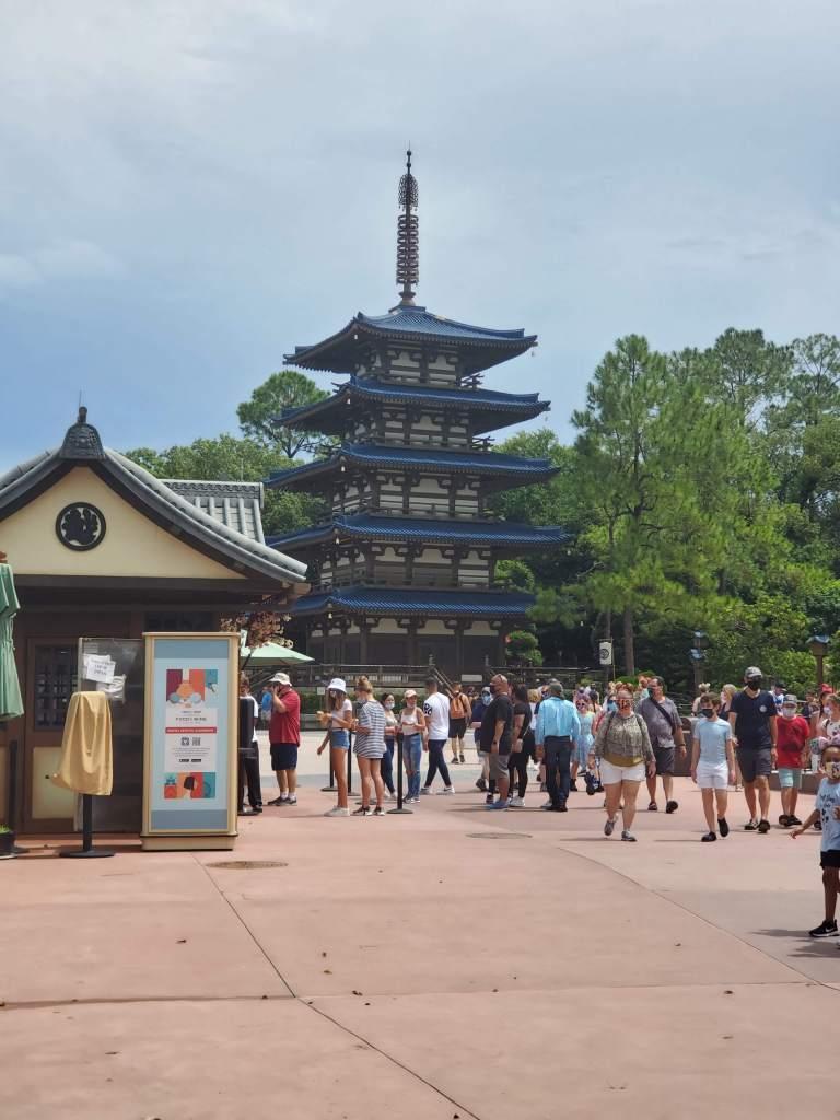 Japan, EPCOT, Walt Disney World, Disney, WDW, World Showcase