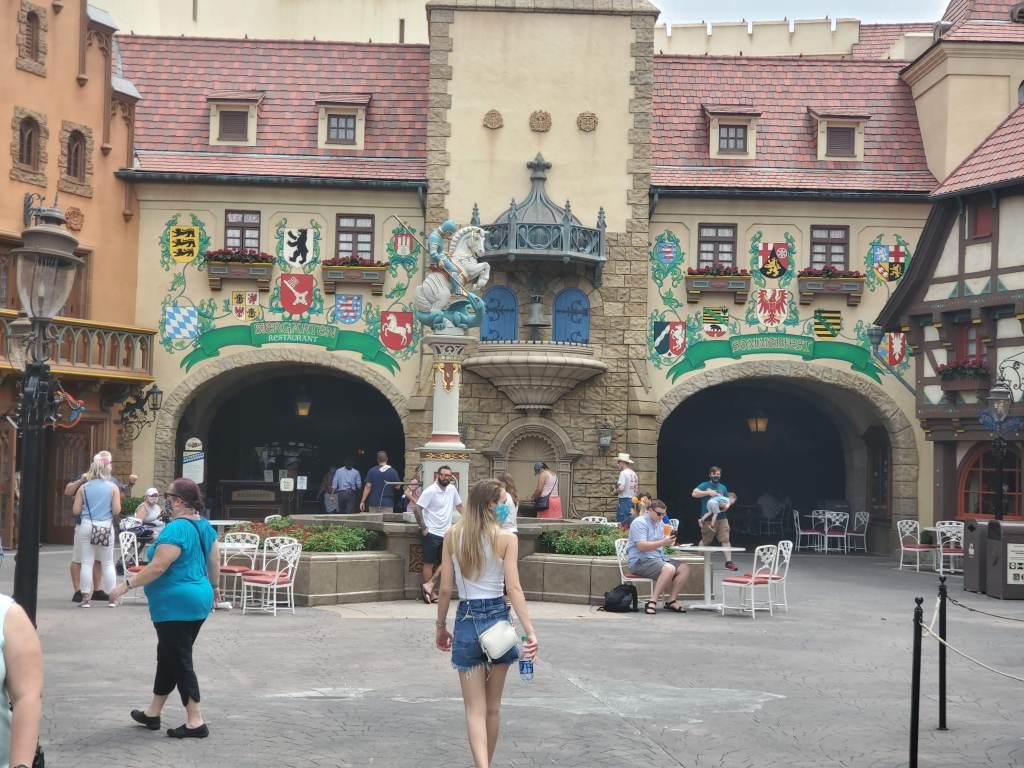Germany, EPCOT, Walt Disney World, Disney, WDW, World Showcase