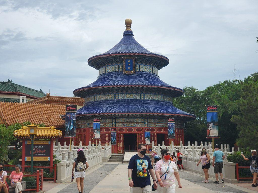 China, EPCOT, Walt Disney World, Disney, WDW, World Showcase