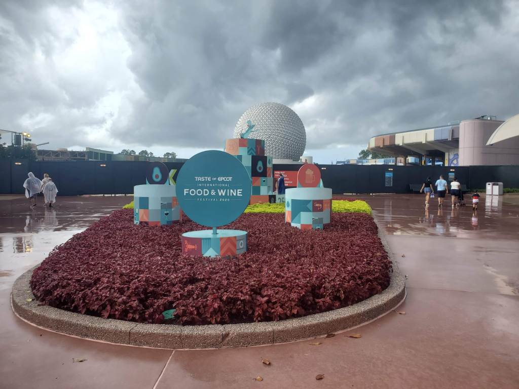EPCOT, Walt Disney World, Disney, WDW, Food and Wine, Taste of EPCOT, 2020