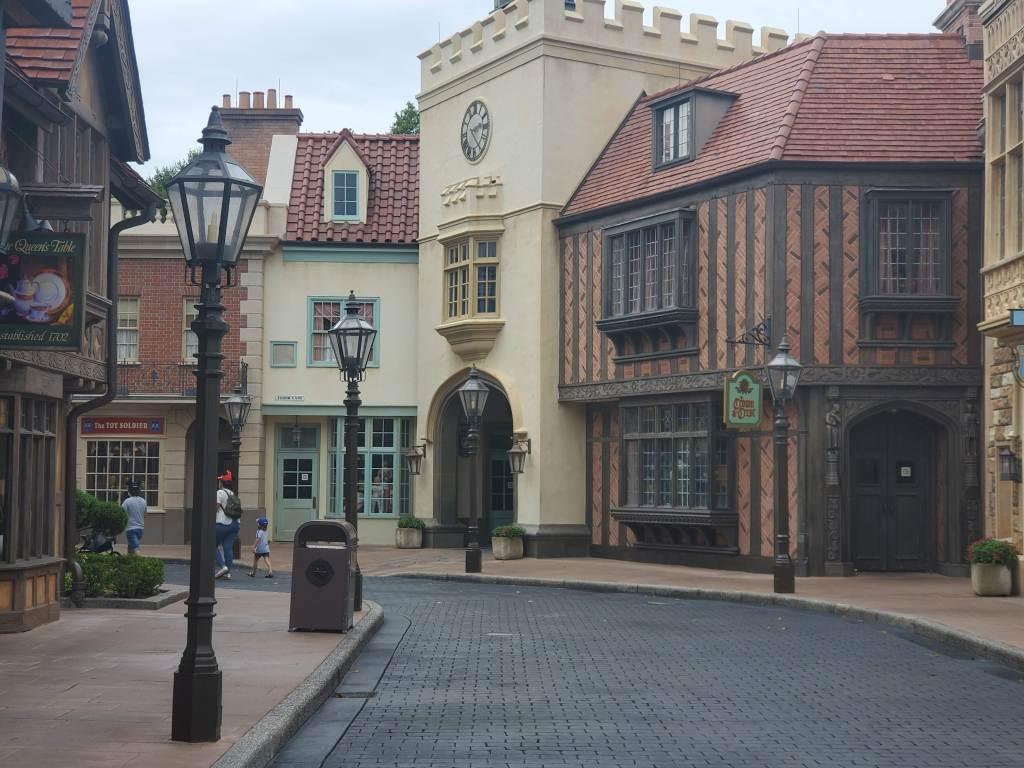 England, EPCOT, Walt Disney World, Disney, WDW, World Showcase