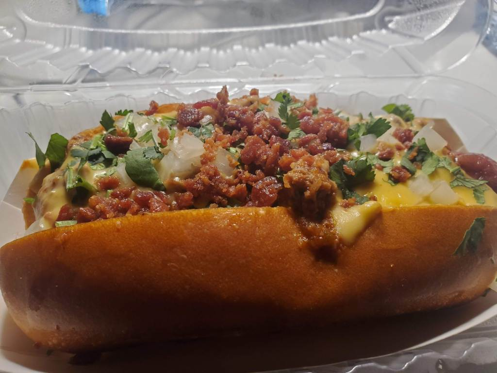 Dirt Dog Las Vegas, Dirty Chili Dog