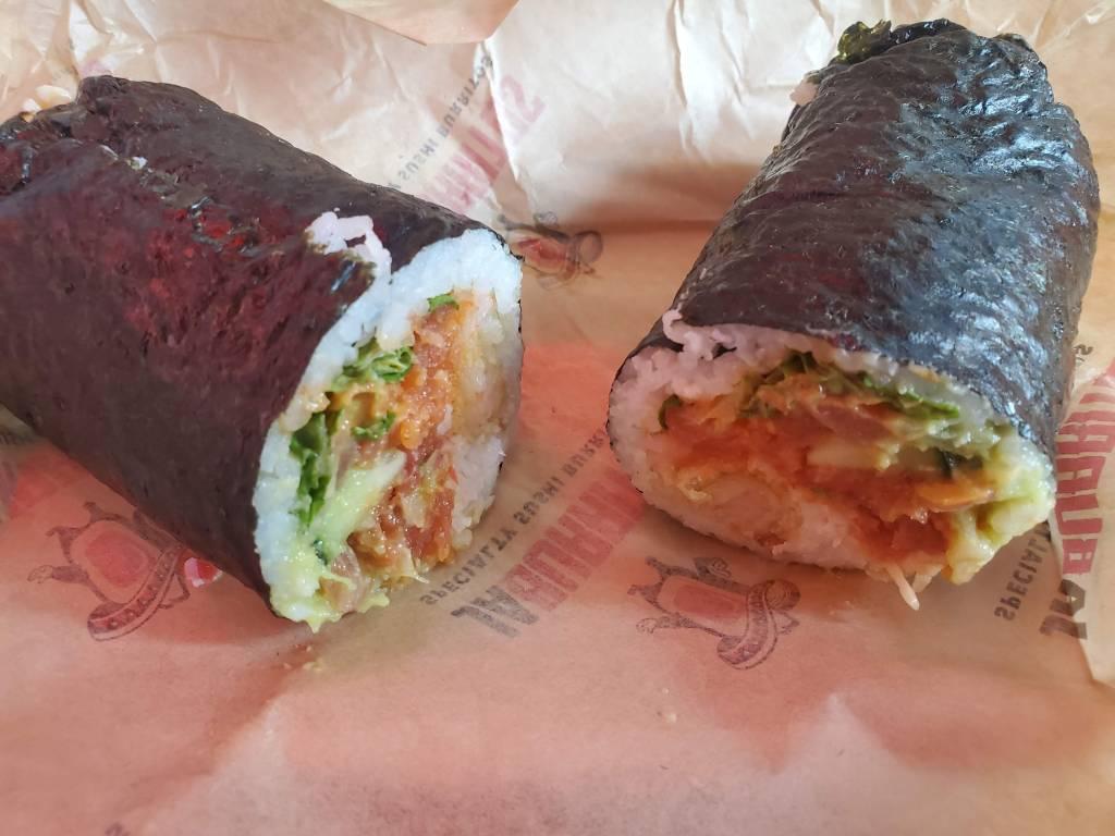 Long Beach Sushi Burrito, Jaburritos, Las Vegas