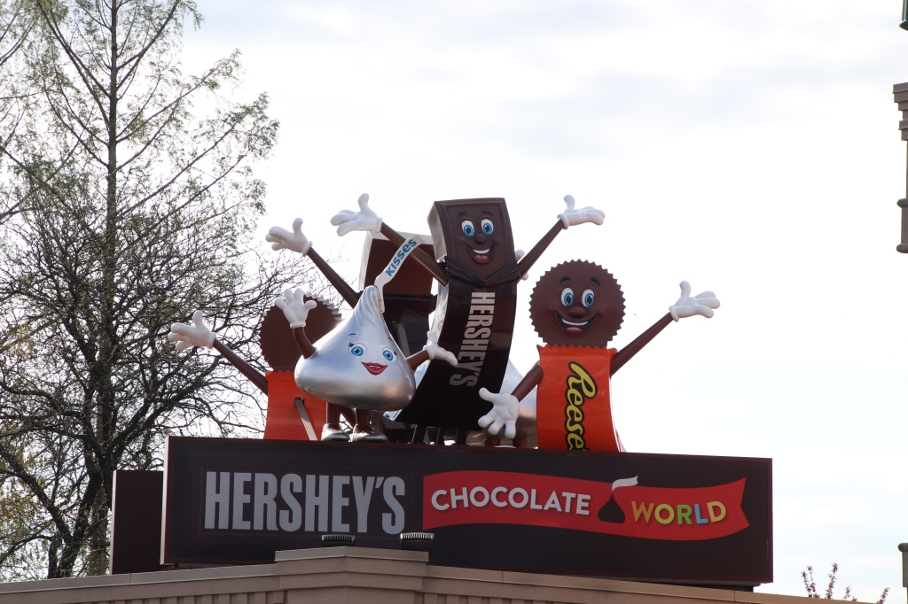 Hershey Chocolate World,