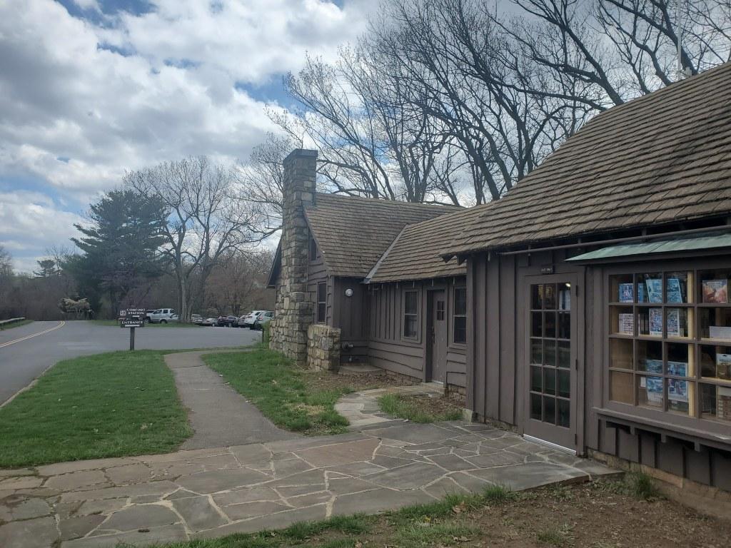 Dicky Ridge Visitor Center, Mile Post 4.6, Skyline Drive,