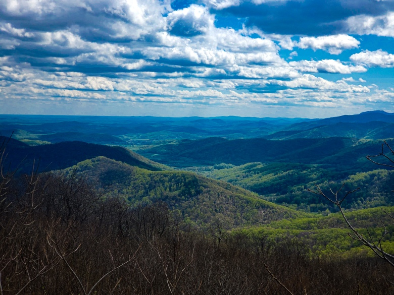 Skyline Drive, America's most scenic route, Road trip, Blue Ridge Mountains