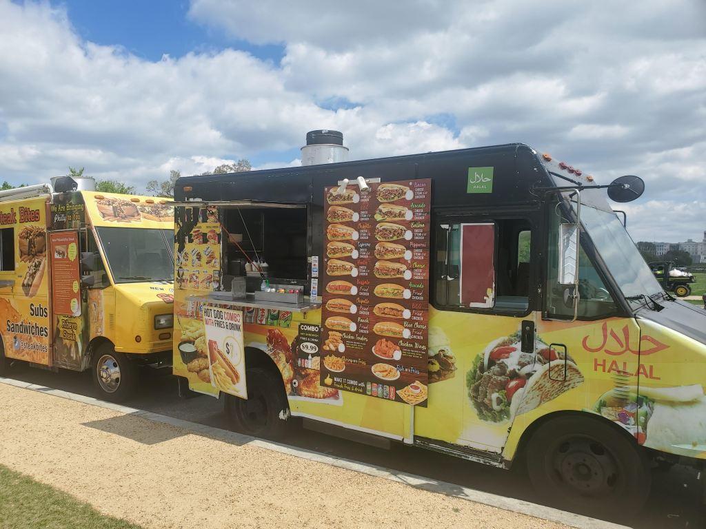 DC Food Trucks, Washington,