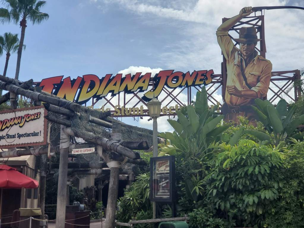 Hollywood Studios, WDW, Walt Disney World, Indiana Jones Stunt Show