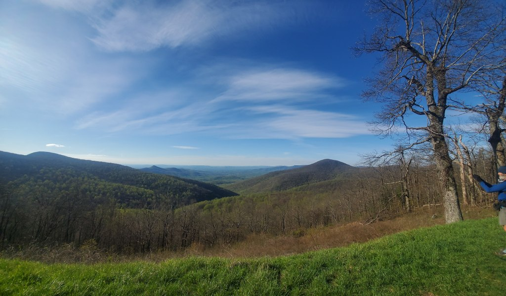 Appalachian Trail, Skyline Drive, Mountains,